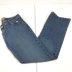 Apple Bottom Jeans Straight Leg Jeans Size 11/12